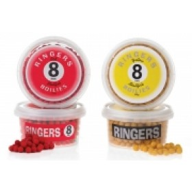 Dynamite Baits Ringer's Red & Yellow Shellfish Boilies
