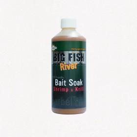 Big Fish River Liquid Soak Shrimp & Krill 500ml