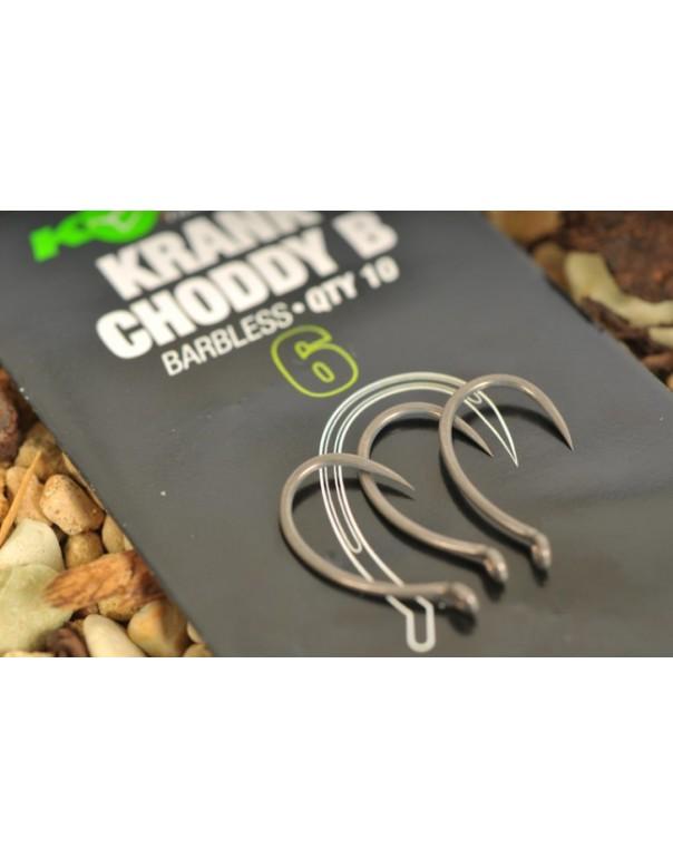 Krank Choddy Hooks Barbless