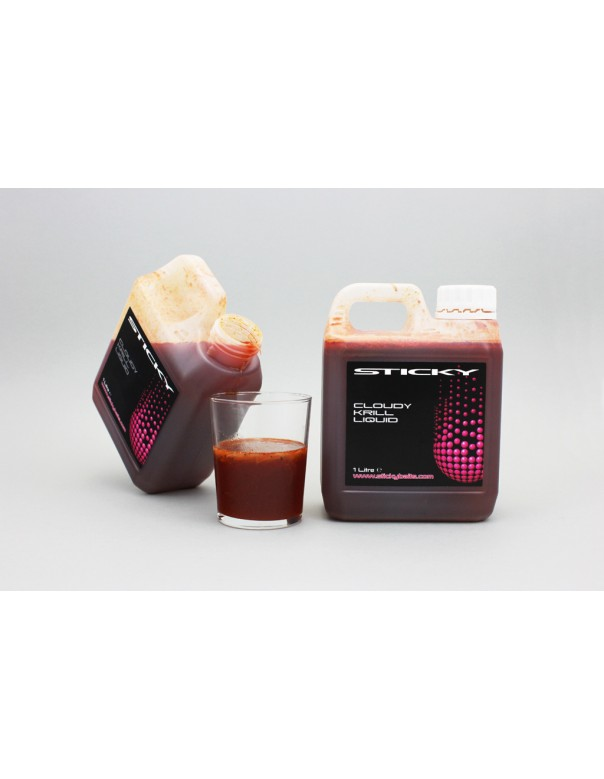 Sticky Cloudy Krill Liquid 1 Litre