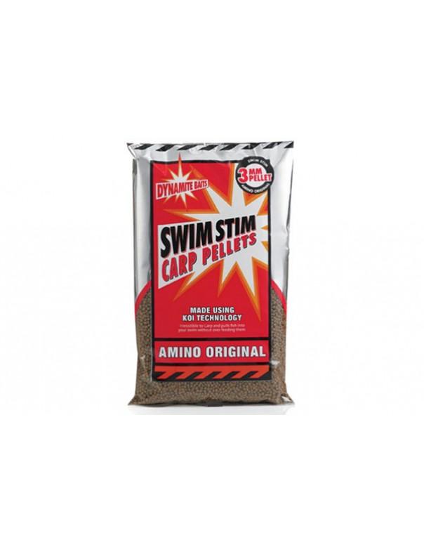 Dynamite Baits Swim Stim Amino Original Sinking Carp Pellets