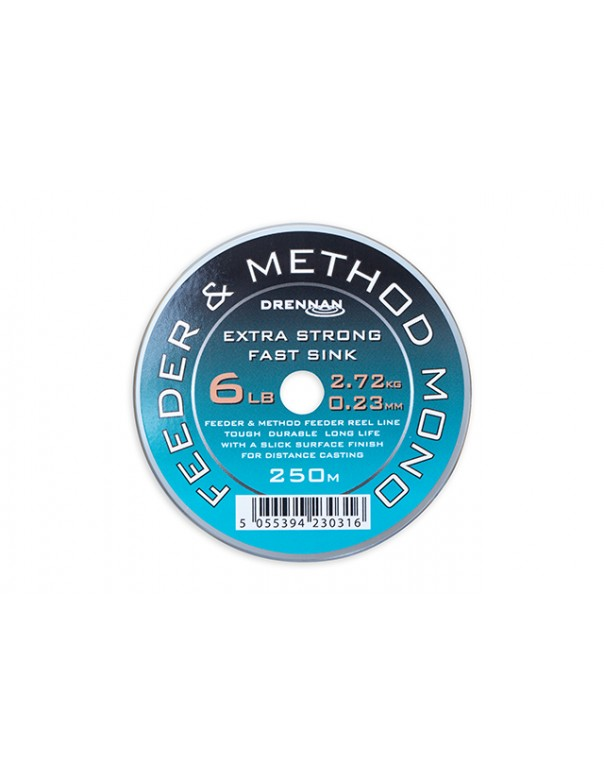 Feeder & Method Mono 250m