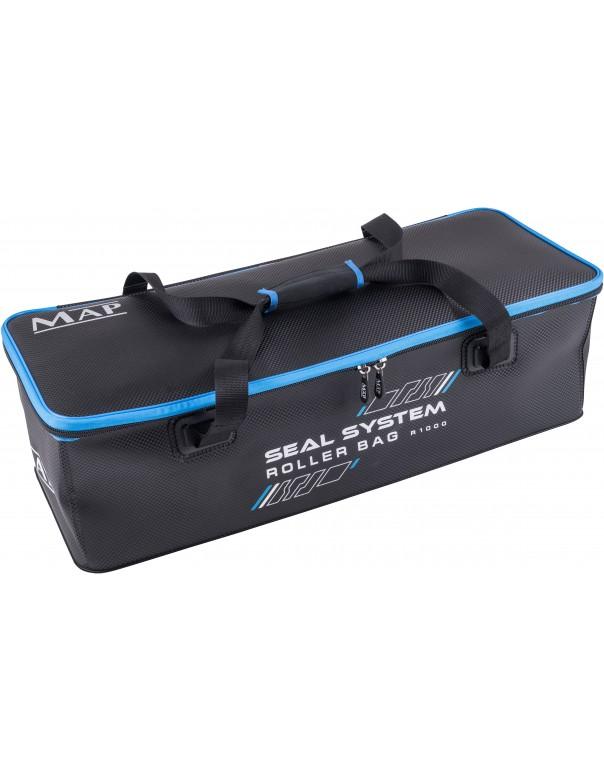 Map Seal System Pole Roller Bag