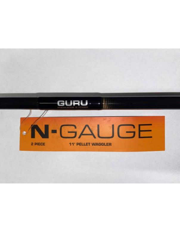 Guru N-Gauge 11ft Pellet Waggler