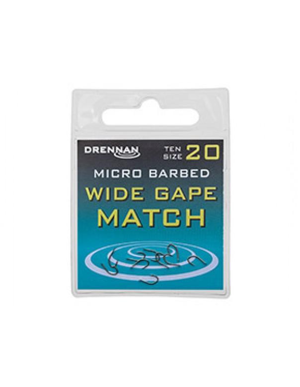 Wide Gape Match Hook