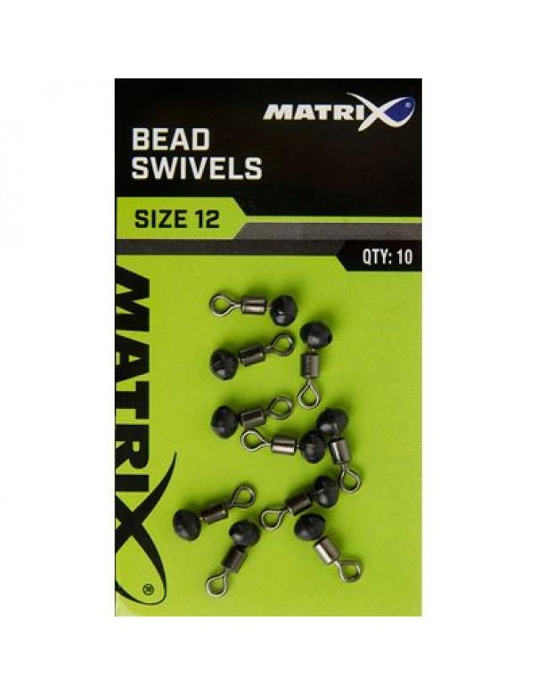 Bead Swivels Size 12