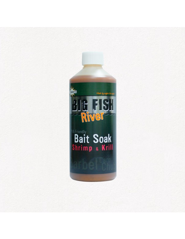 Big Fish River Liquid Soak Shrimp & Krill 500ml