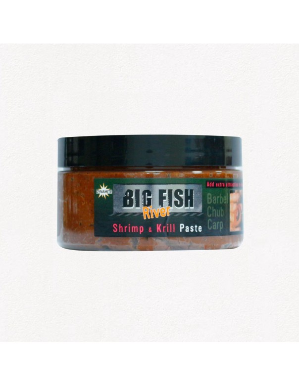 Big Fish River Paste Shrimp & Krill