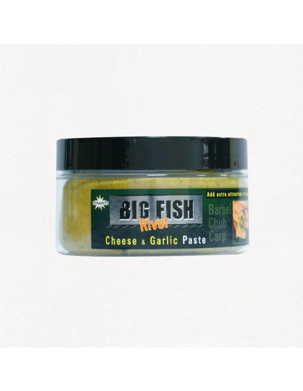 Big Fish River Paste Cheese & Garlic