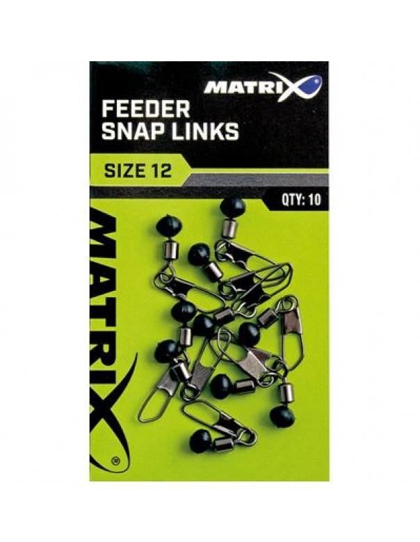 Feeder Snap Links Size 12