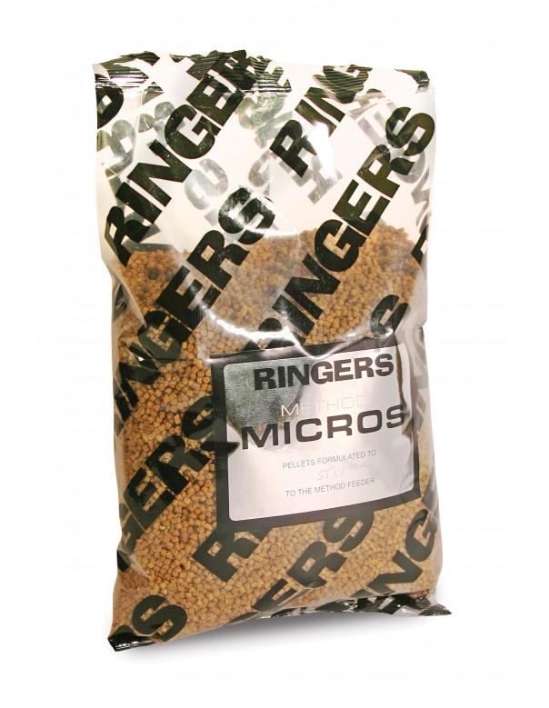 Ringers Method Micros 2mm 900g