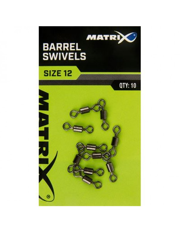 Barrel Swivels Size 12