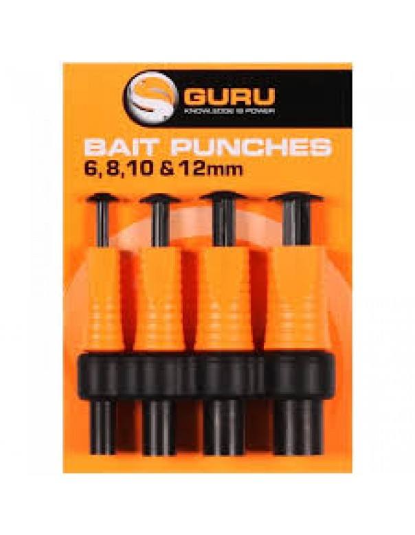 Bait Punches 6,8,10 & 12MM