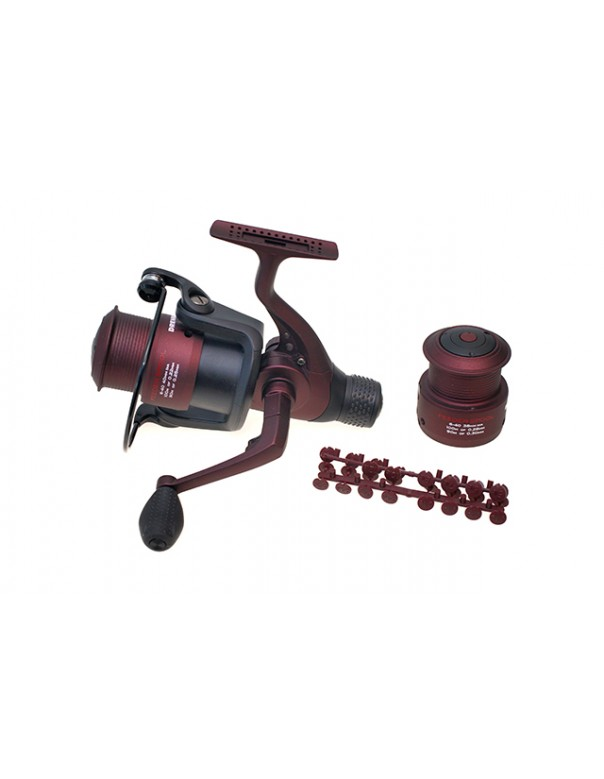 Red Range Feeder Reel 6-40