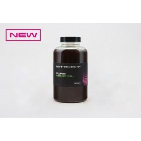Sticky Baits Pure Hemp Oil 500ml