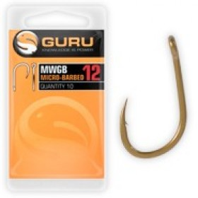 MWGB Micro-Barbed Hook Eyed