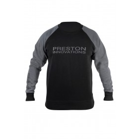 Preton Innovations Black Sweatshirt