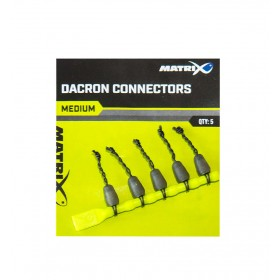 Dacron Connectors x 5