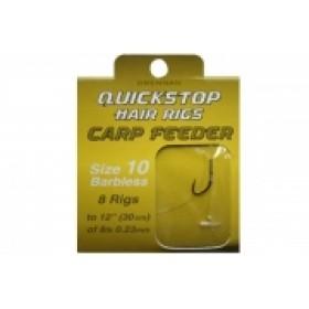 Drennan Carp Feeder Quickstop Hair Rigs