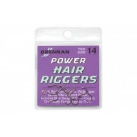 Drennan Power Hair Riggers [Barbless]