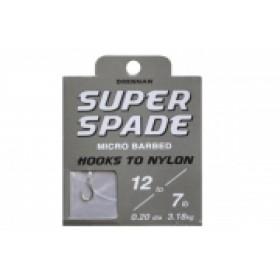 Drennan Super Spade Hooks to Nylon