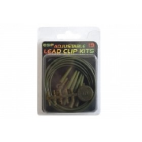 ESP Adjustable Lead Clip Kits
