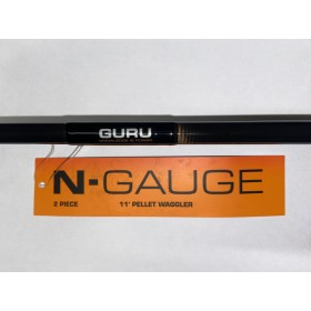 Guru N-Gauge 9ft Feeder Rod
