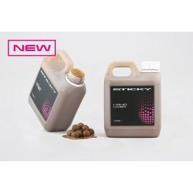 Sticky Baits Liquid Liver 1 Litre