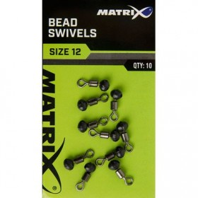Bead Swivels Size 12