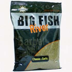 Dynamite Baits Big Fish River Groundbait Cheese & Garlic