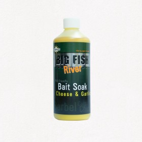 Big Fish River Liquid Soak Cheese & Garlic 500ml