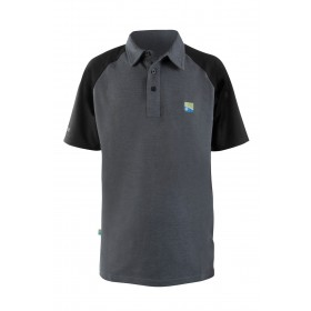 Preston Innovations Grey Polo Shirt