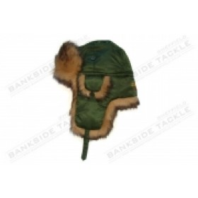 Skee-Tex Fur Trapper Hat - Green