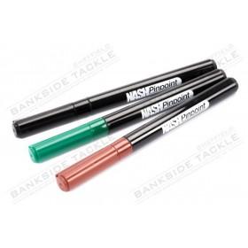 Nash Pinpoint Hook and TT Marker Pens