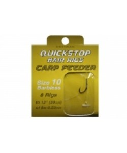 Drennan Carp Feeder Quickstop Hair Rigs
