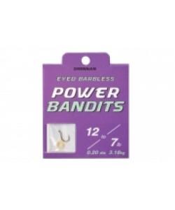 Drennan Power Bandits Hooks to Nylon