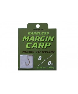 Drennan Margin Carp Hooks to Nylon