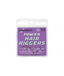 Drennan Power Hair Riggers [Barbless]