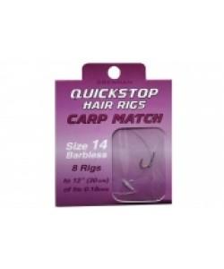 Drennan Carp Match Quickstop Hair Rigs