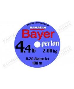 Kamasan Bayer Perlon Monofilament Line [100m]