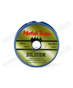 Silstar Match Team Monofilament [100m]