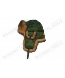 Skee-Tex Fur Trapper Hat - Green