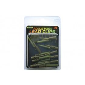 ESP Adjustable Lead Clips