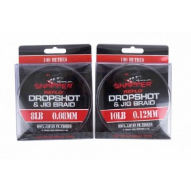 Snapper Reflo Dropshot & Jig Braid